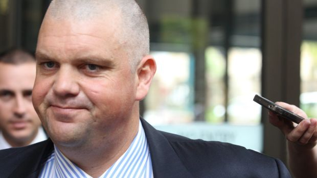 Allegedly funded pamphlets: Nathan Tinkler.