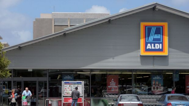 Big plans: Aldi is expanding its presence in Western Australia and South Australia.
