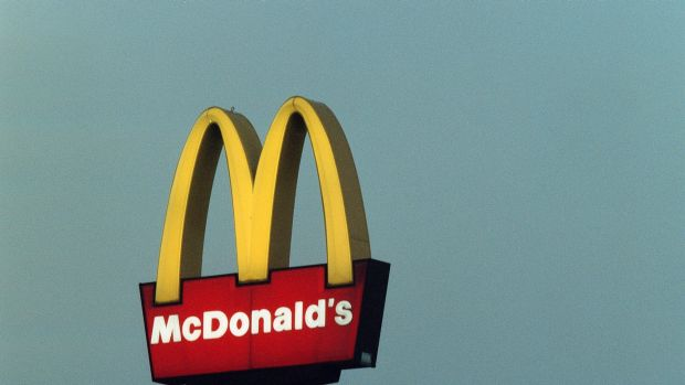 The golden arches will soon rise over eight new McDonald's outlets in Victoria.