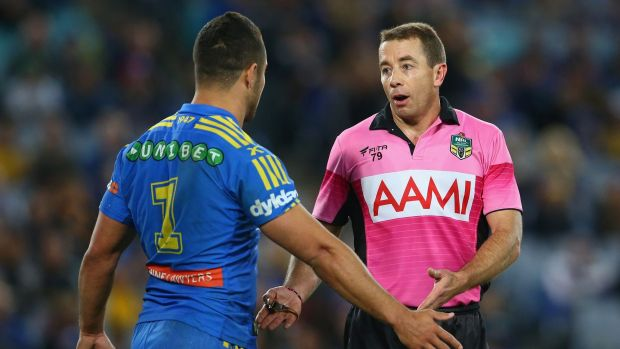 """We were just left shaking our heads"": Jarryd Hayne speaks with Ben Cummins on Friday night."