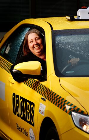 Karen Downie, Drivers Services Manager at 13cabs.
