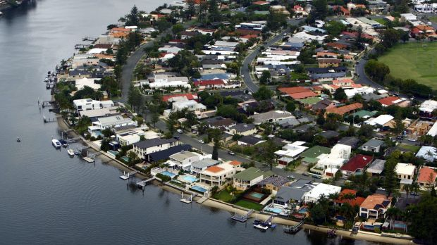 Plans are in place to turn the Gold Coast's canals into a Venice-style river network.