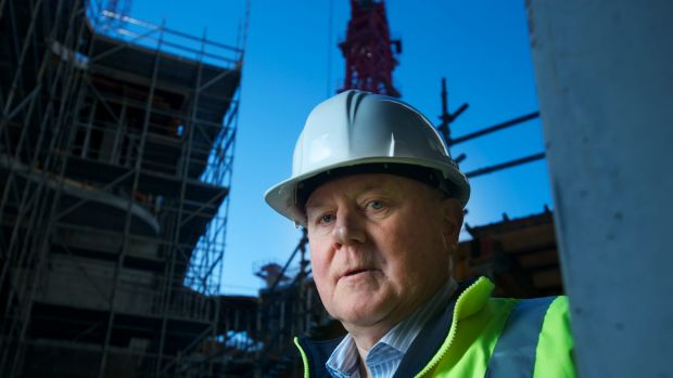 Fair Work building and construction director Nigel Hadgkiss.