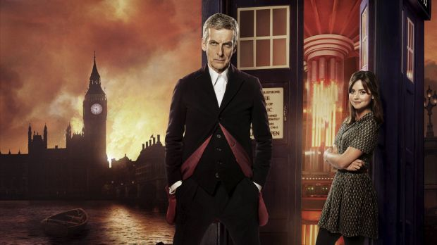 The new Doctor has an old face, but those wrinkles go to waste when the ABC only screens <em>Doctor Who</em> in ...