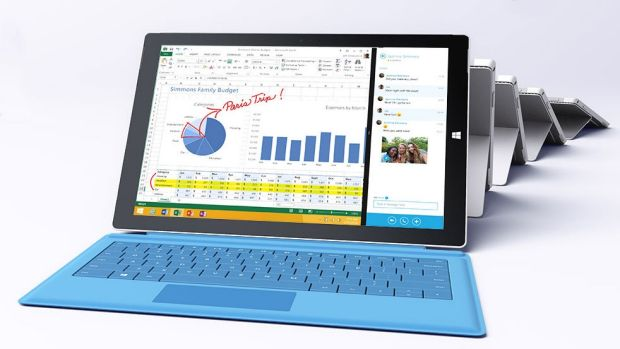 Microsoft's hybrid Surface Pro aims to offer the best of both worlds.