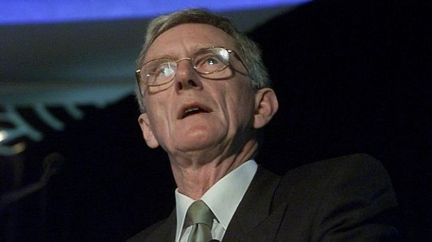 Happy shareholder and former BHP chair Jerry Lewis says they needed the cash flow boost from the 2001 Billiton merger.