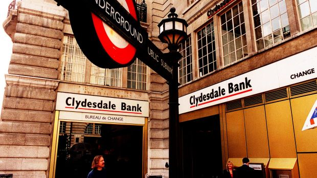 The pricing range would mean that Clydesdale has a market capitalisation of between £1.54 billion and £2.07 billion.