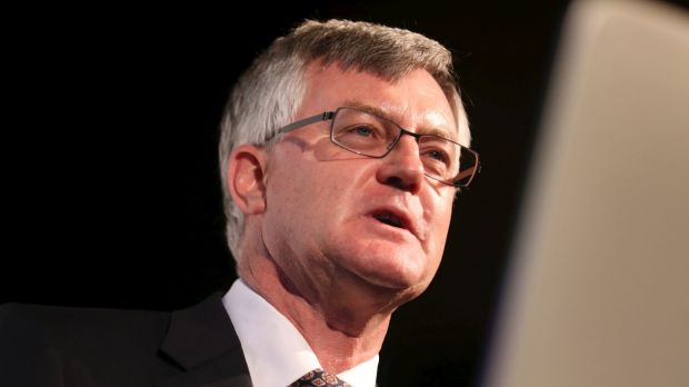 Doing better: Martin Parkinson rejects suggestions his Treasury department has lost its way.