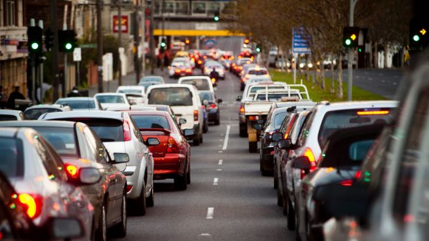 As it is, one-third of car trips happen on congested roads during the morning peak. The bad news is that it's only going ...