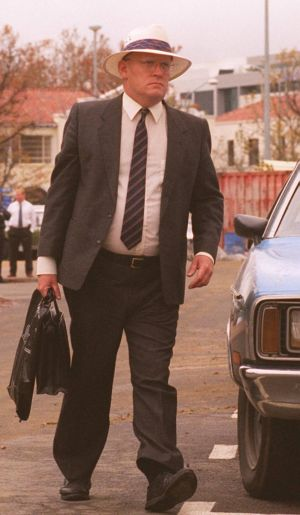 David Eastman on his way into court in 1995. His retrial is set for the second half of this year, with almost $30 ...