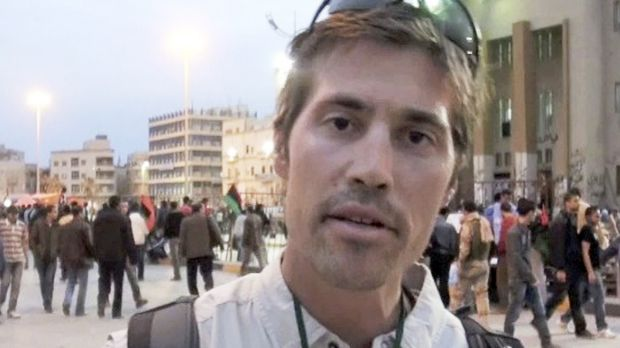 James Foley, who was beheaded by the Islamic State in August.