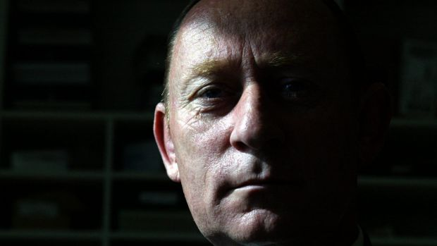 Michael Speck, an ex-cop employed by the music industry to track down copyright violations, says Australia needs a ...