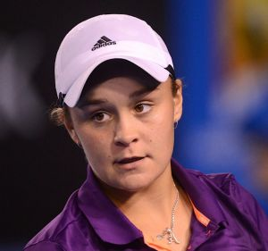 Ashleigh Barty will next face Venus Williams.