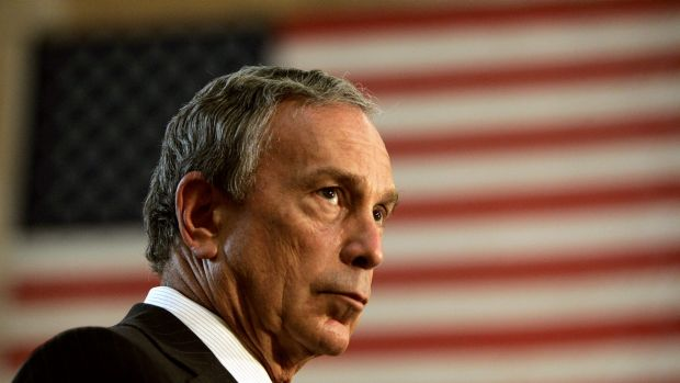 Michael Bloomberg has expressed doubt that a 'short, Jewish, divorced billionaire. can be elected president.