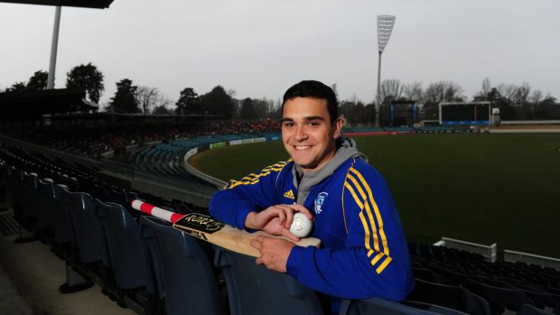 ACT Comets fast bowler Lain Beckett has been added to the T20 side.