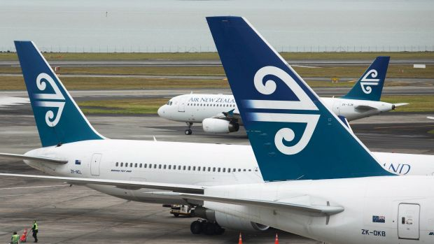 Per passenger spending on retail declined by 2.4 per cent, in part because the strong New Zealand dollar meant it was ...