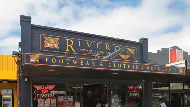 Specialty was forced to aggressively discount Rivers stock to make way for newly acquired product.