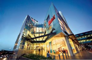 Westfield shopping centre at Bondi Junction is one of the nation's best performing centres.
