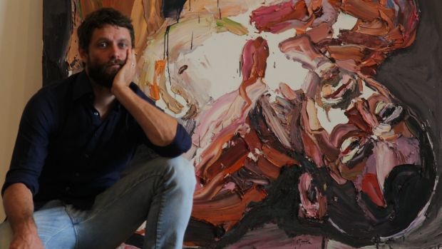Ben Quilty's <i>After Afghanistan</i> exhibition is among the casualties.