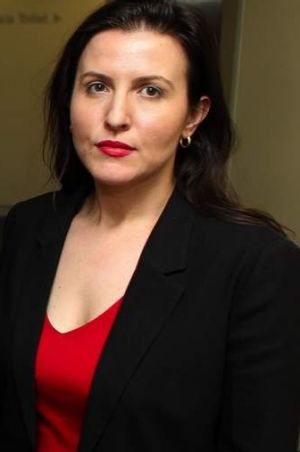 Sued for defamation: Labor MP Tania Mihailuk.