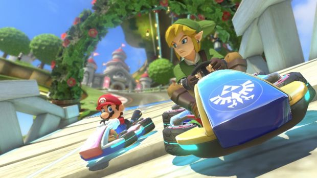 Rivals: After sitting side-by-side on Nintendo machines since 1987, Link and Mario are settling their differences on the ...