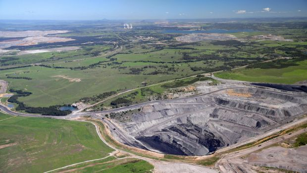 Conflict of interest: Coal and farming clash in the Hunter Valley.