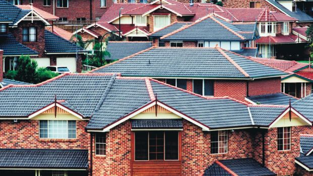 House prices were up 2.2 per cent in Sydney in June.