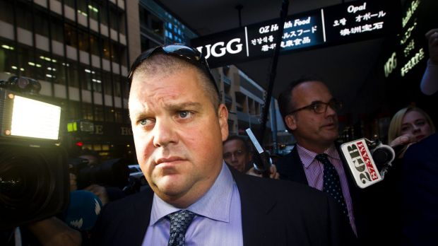 Nathan Tinkler: The former billionaire had hoped to stage his business comeback with the Wilkie Creek acquisition.