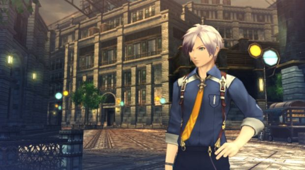 New protagonist Ludger isn't all that interesting, but he sure is stylish.