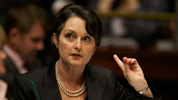 Yes, minister: Pru Goward is under fire for setting up too many committees.