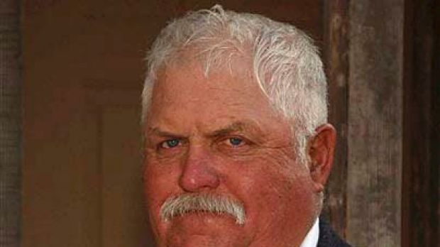 Rancher Robert Krentz was killed in  March. His death sparked a crackdown on illegal immigrants.