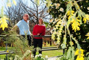 Canberra gardens are ready to bloom.