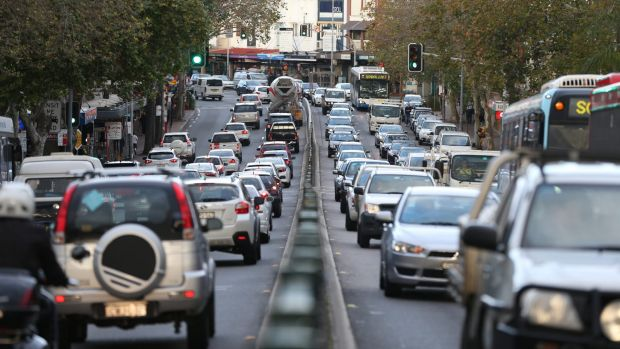 A few minutes' less travel time per trip for road users could  save billions of dollars.
