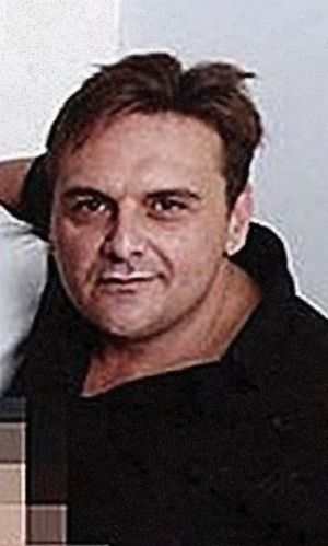Crime figure George Alex.
