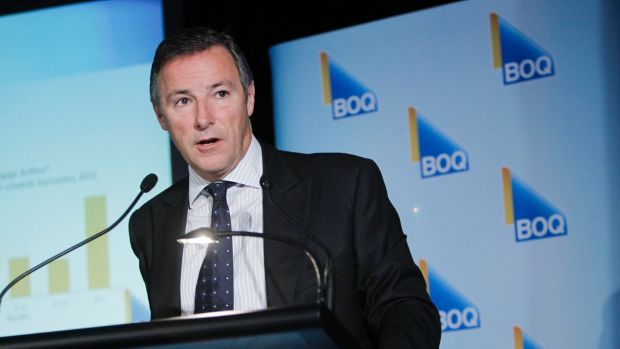 BoQ's market value more than doubled from $1.9 billion to $4.4 billion during Stuart Grimshaw's almost three years at ...