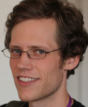 4chan founder Christopher Poole.