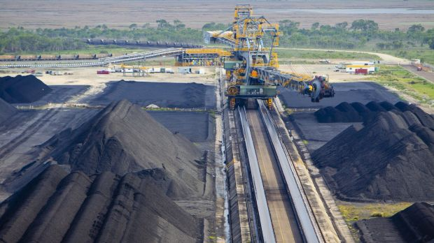 Abbot Point Coal Terminal.