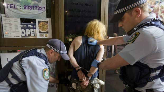 Police say violent crime in Kings Cross and the city has fallen since the late night lock-out.
