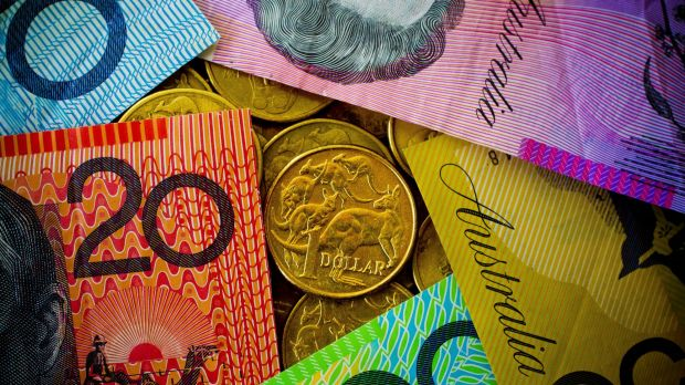 The Australian dollar is headed for further falls, according to Roubini Global Economics.
