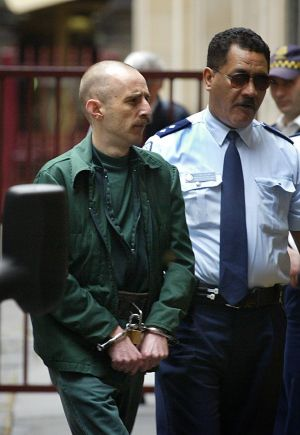Julian Knight arrives at court in 2004.