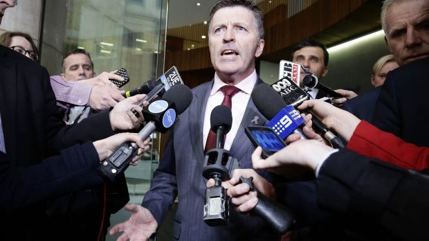 Former NSW police minister Mike Gallacher has resigned.