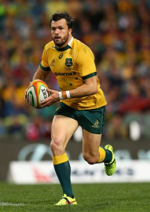 """""""Welfare is important to me"""": Adam Ashley-Cooper."""