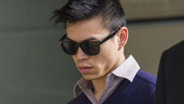 Stanley Hou has admitted manufacturing and trafficking the drug ecstasy.