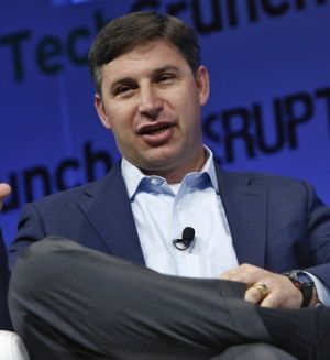 Hacked: Twitter CFO Anthony Noto.