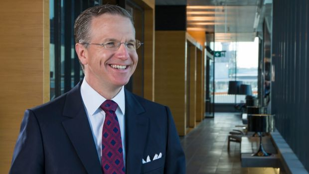 Andrew Geczy will leave ANZ at the end of January.