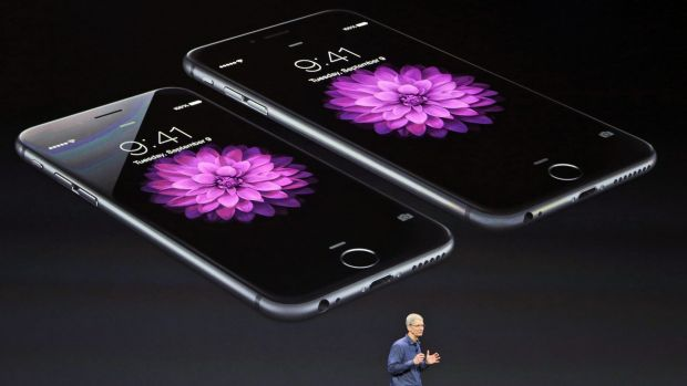 Apple has launched two new phones.