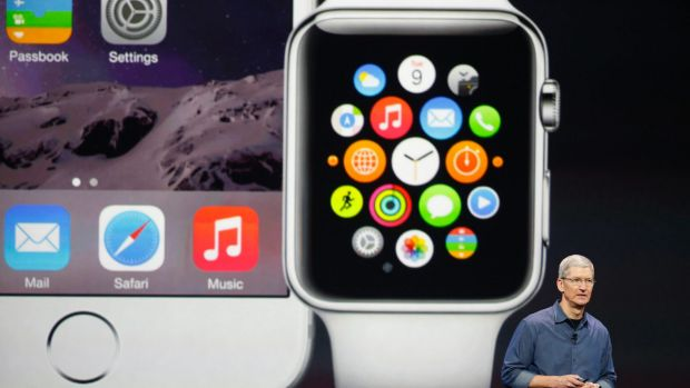 iPhone 6 Apple Watch launch