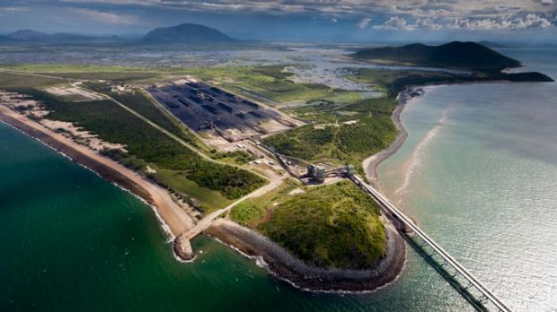 Abbot Point is set to become the world's largest coal port.
