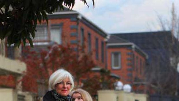 Fiona and Georgina Le Roy are moving back to the UK due to poor autism funding in Victoria. <i>Picture: Craig Sillitoe</i>