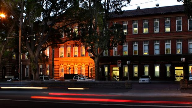 Royal Prince Alfred Hospital needs works urgently to cope with emergency demand.